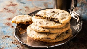 cripsy chewy chocolate chip cookies recipe